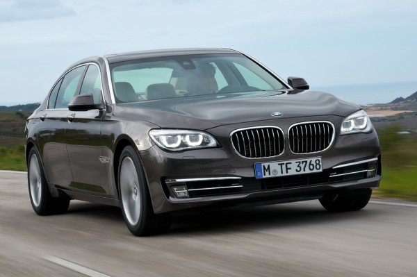 2014 BMW 7 Series Facelift