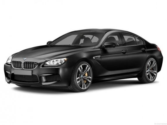 2014 BMW M6 Gran Coupe Black