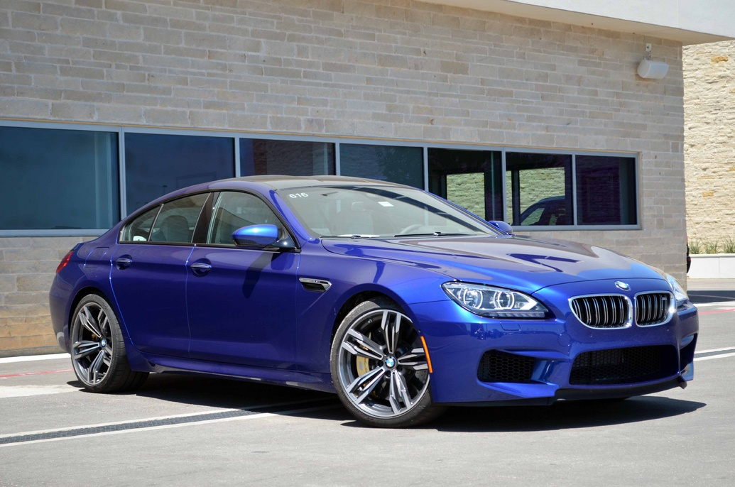 Bmw 2014 m6 coupe