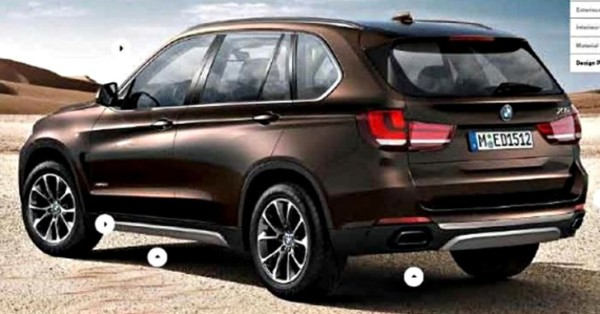 2014 BMW X5 Redesign