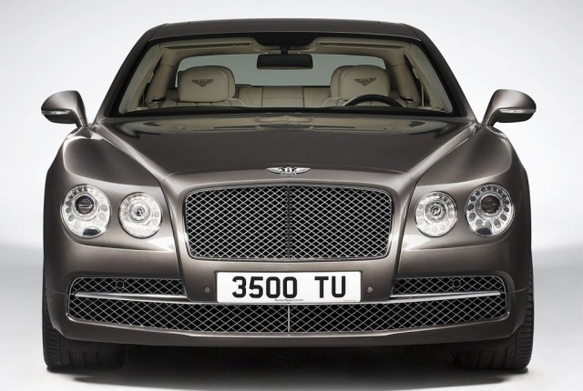 2014 Bentley Continental Flying Spur Facelift