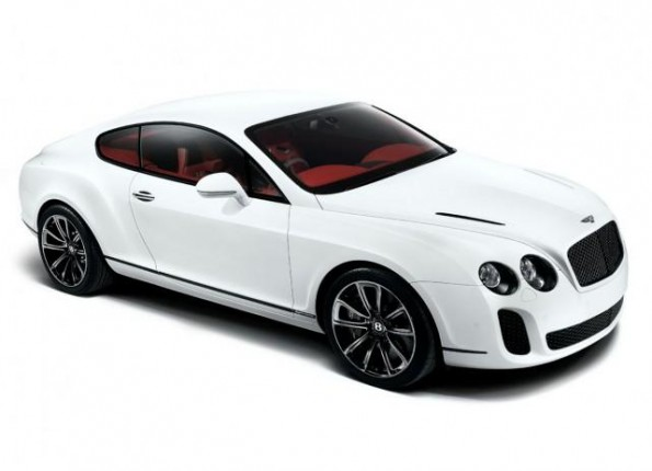 2014 Bentley Continental GT Supersuports