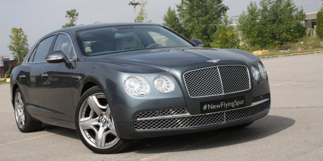 2014 Bentley Flying Spur | TOPISMAG.COM