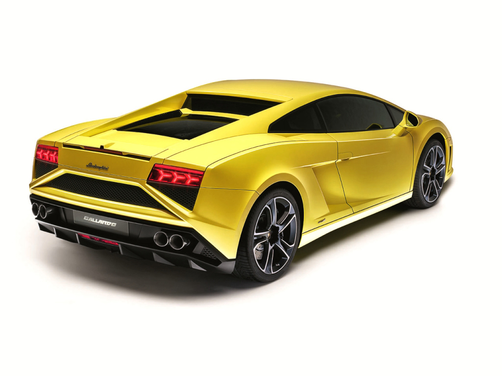 2014 Lamborghini Gallardo Superleggera