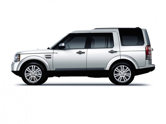 2014 Land Rover LR4 Redesign