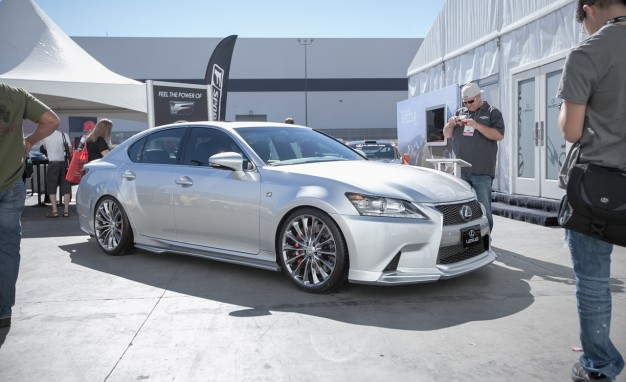 2014 Lexus GS 350 Changes