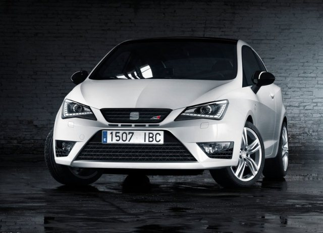 2014 Seat Ibiza Wallpapers
