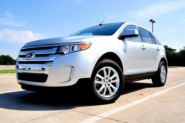 2014 Ford Edge Wallpaper