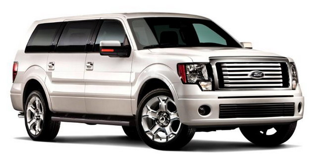 2014 Ford Expedition White