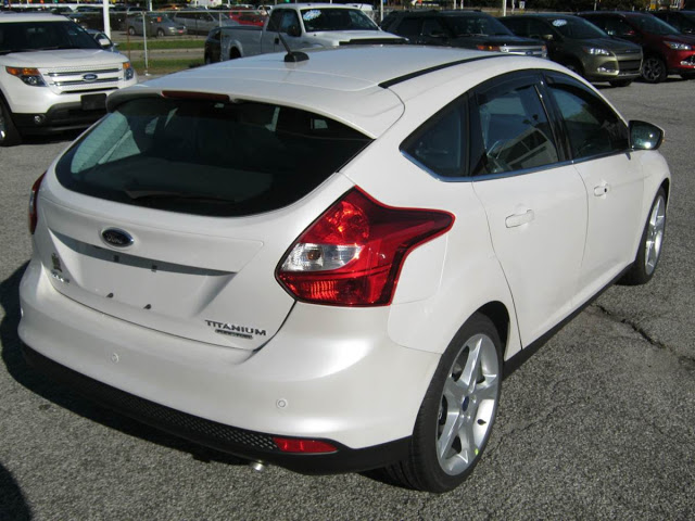 2014 ford focus titanium topismag com. Cars Review. Best American Auto & Cars Review