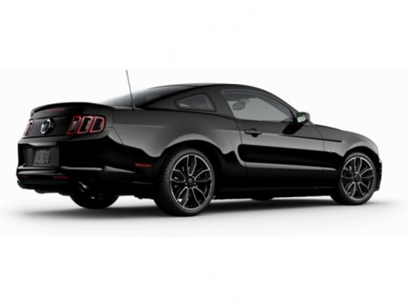 2014 Ford Mustang Black
