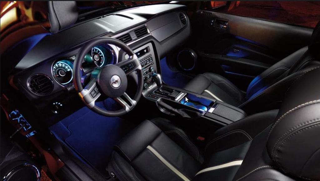 2014 Ford Mustang Interior Topismag Com