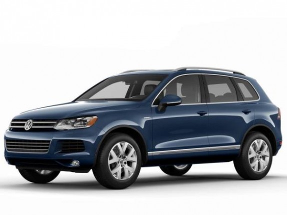 2014 Volkswagen Touareg X Special Edition