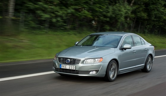 2014 Volvo S80 Award 2014 Top Safety Pick