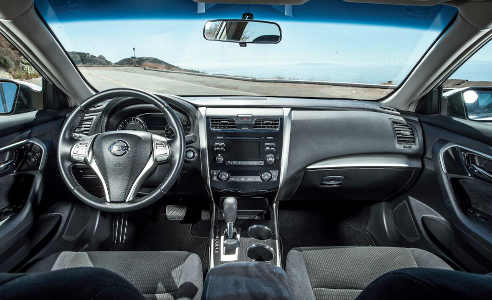 2014 Nissan Altima 2 5 S Interior Images Galleries With A Bite
