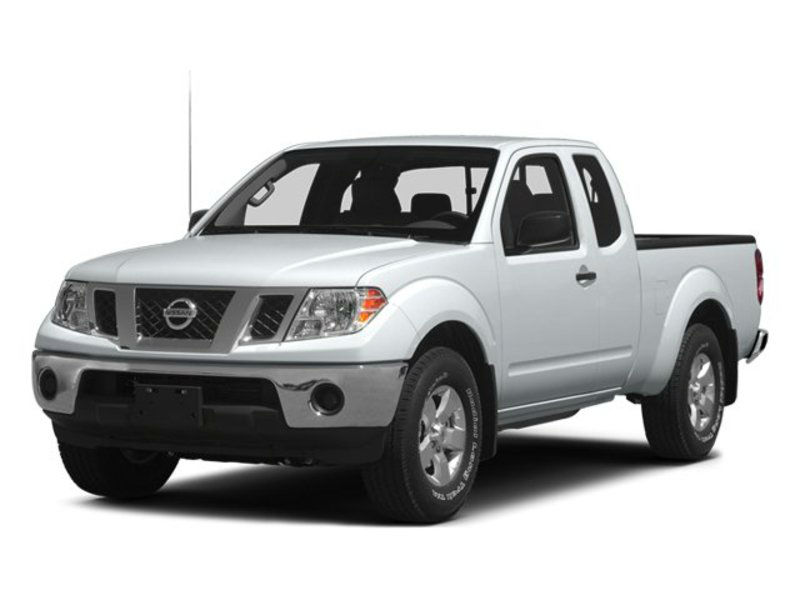 2014 Nissan Frontier King Cab S 2 5l Automatic Topismag Com