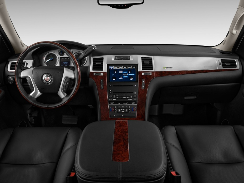 2013 Escalade Platinum Interior The Image Kid Has It