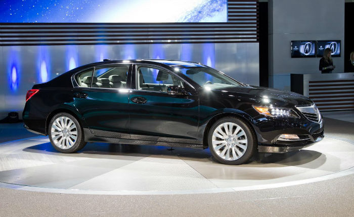 2015 Acura RLX Pictures