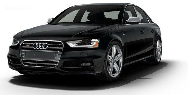 2014 Audi A6 Black Optic Package