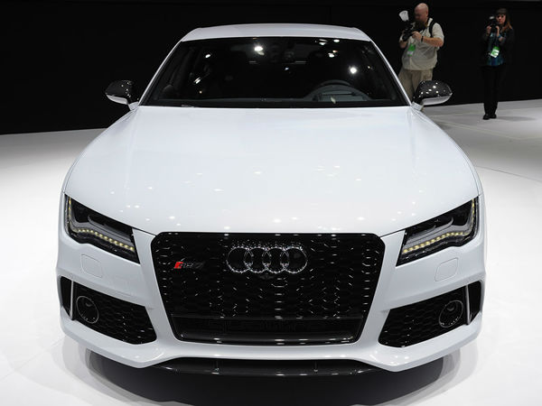 2014 Audi RS 7 Facelift