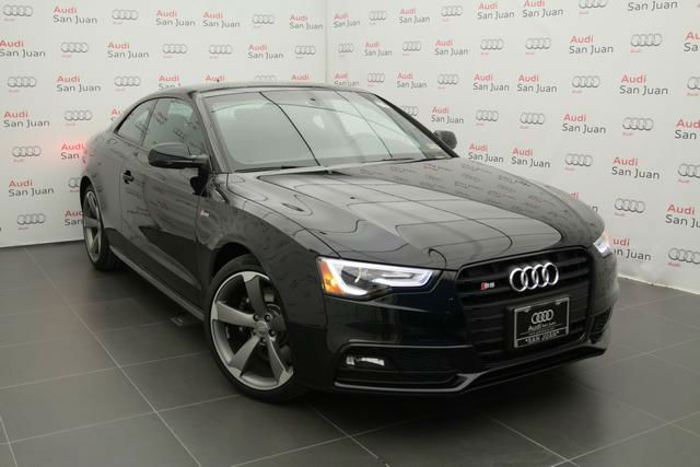 2014 Audi S5 Black Optic Package Topismag Com
