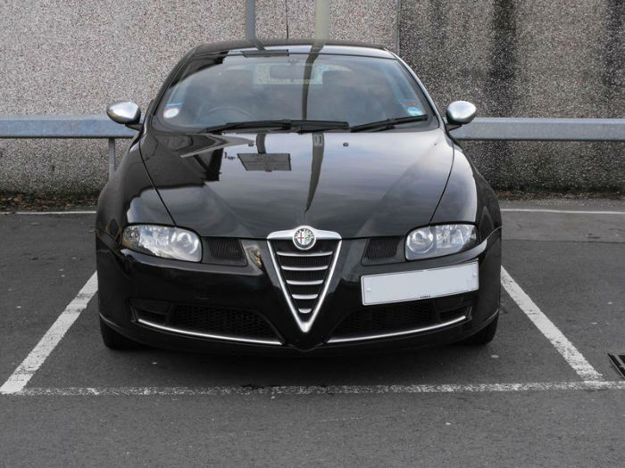 alfa romeo gt facelift topismag com. Black Bedroom Furniture Sets. Home Design Ideas