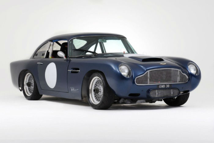 Aston Martin DB5 Kit Car