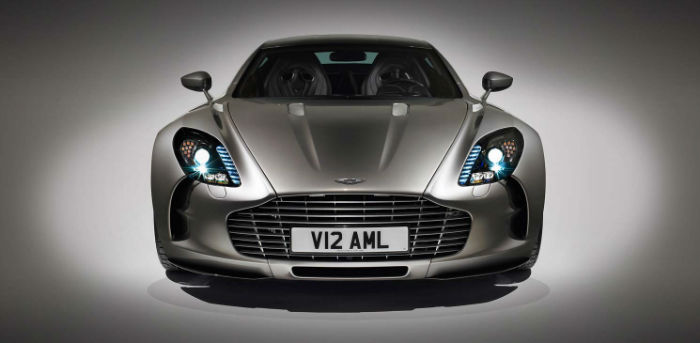 Aston Martin One-77 Facelift