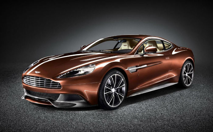 Aston Martin Virage 2014