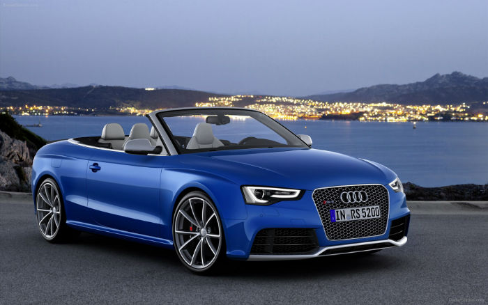 Audi RS 5 Cabriolet 2014
