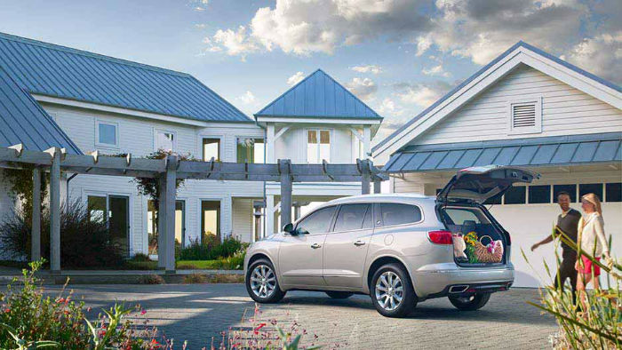 2015 Buick Enclave Official Photo