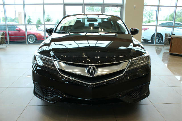 2016 Acura ILX 2.4L AcuraWatch Plus Package Facelift