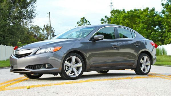 2016 Acura ILX 2.4L Premium Package Model