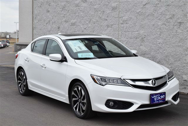 2016 Acura ILX 2.4L Technology Plus Package