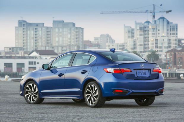 2016 Acura ILX 2.4L Technology
