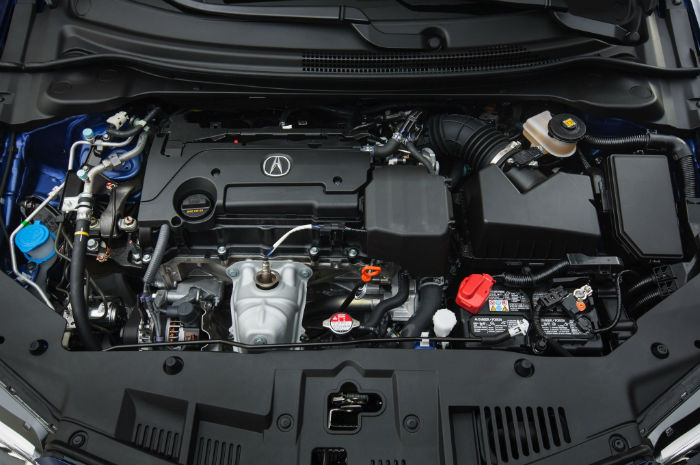 2016 Acura ILX Engine