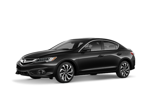 2016 Acura ILX Technology Plus Package Black