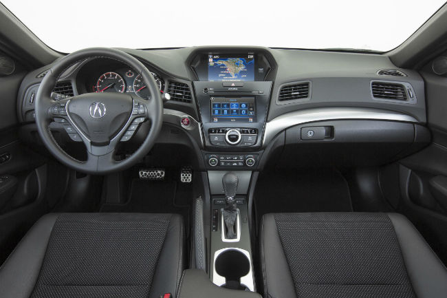 2016 Acura ILX Technology Plus Package Interior