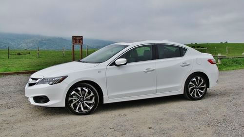 2016 Acura ILX Technology Plus Package Model