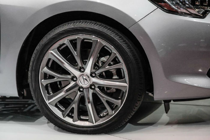 2016 Acura ILX Wheels