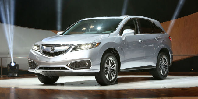 2016 Acura MDX 3.5L Technology Package