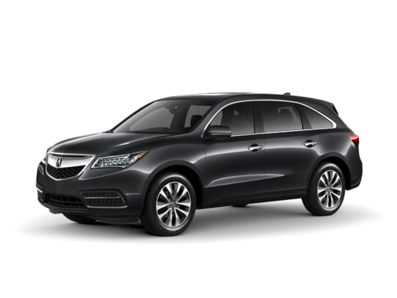 2016 Acura MDX AcuraWatch Plus Package Base