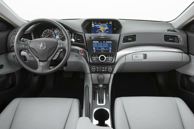 2016 Acura MDX AcuraWatch Plus Package Interior