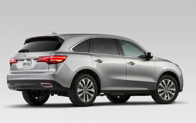 2016 Acura MDX AcuraWatch Plus Package Model