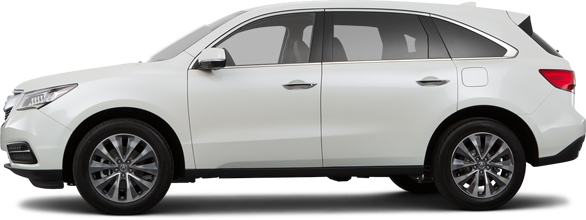 2016 Acura MDX AcuraWatch Plus Package White