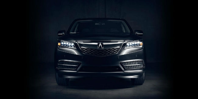 2016 Acura MDX Facelift