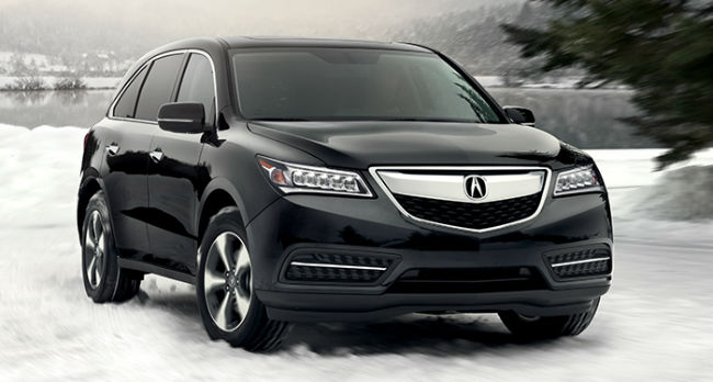 2016 Acura MDX MSRP