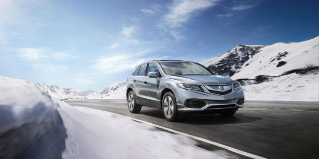 2016 Acura MDX Technology Package Wallpaper