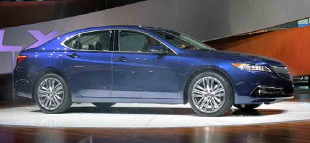 2016 Acura TLX Hybrid Type S Coupe