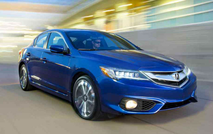 2016 Acura TLX Manual Transmission